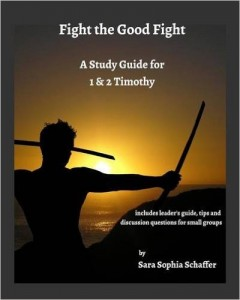 Fight the Good Fight Cover